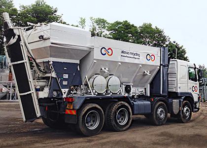 Allasso for Cbs concrete